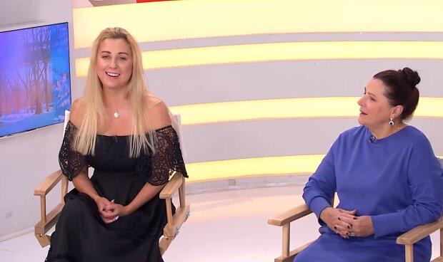 Нина и Тоня Матвиенко, скриншот из видео