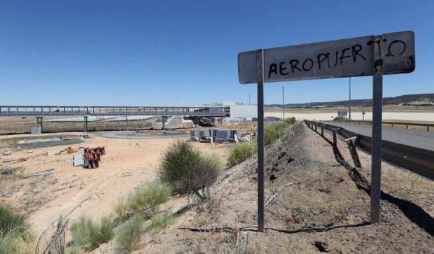 """""""Убитий"""" аеропорт в Іспанії продали китайцями за 10 тисяч евро"""