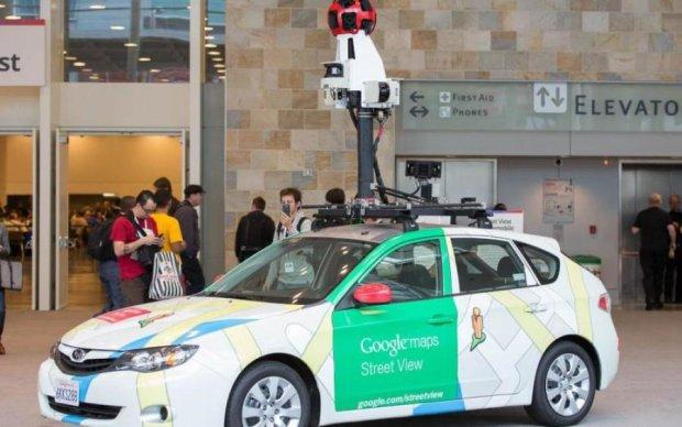 Google зібрала мільярди фото вулиць для нейромережі