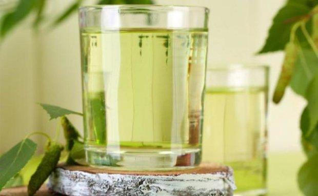 Цілюща вода: чим корисний березовий сік