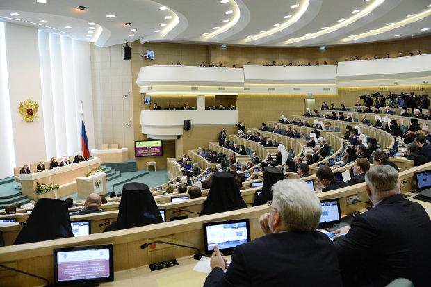 Російського сенатора схопили прямо на Раді Федерації: ймовірний вбивця і аферист