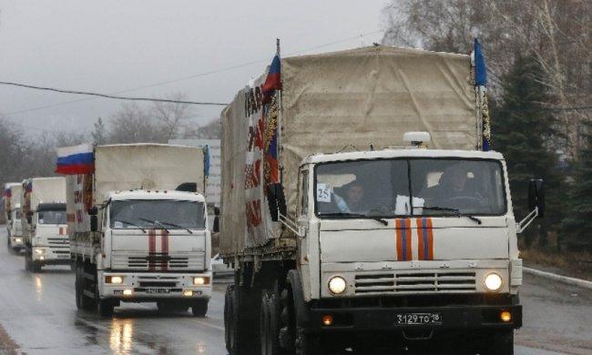 Росія відправила консерви ветеранам Донбасу