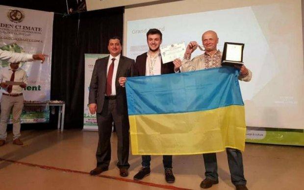 Український вундеркінд підкорив США неймовірним винаходом