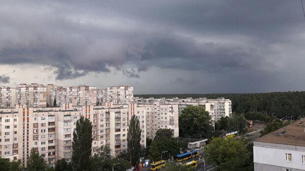 Погода в Украине, фото Facebook
