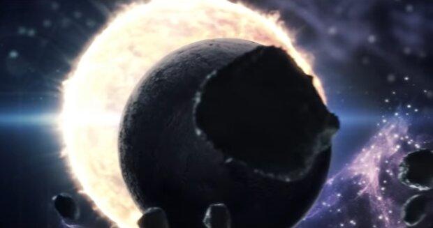 Космос, скріншот: YouTube