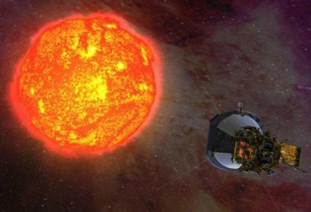NASA створить унікальний Сонячний зонд