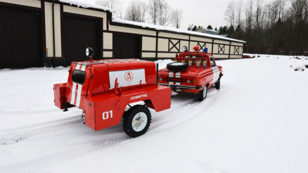 Пожарный запорожец, autocentre