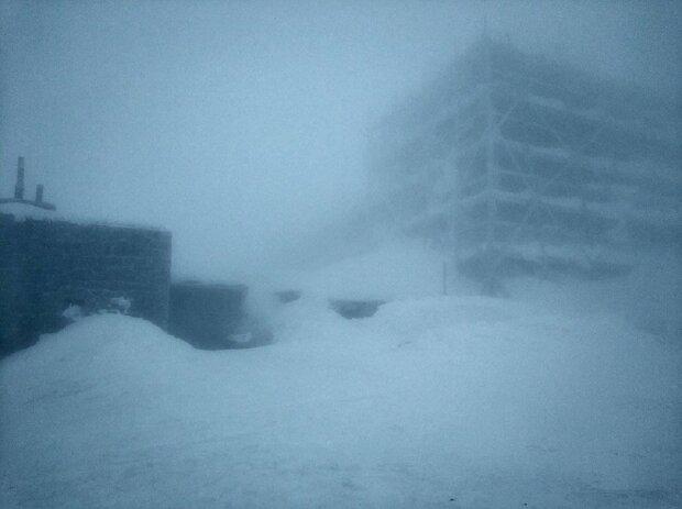 Гора Піп Іван, фото: Facebook Чорногірський гірський пошуково-рятувальний пост