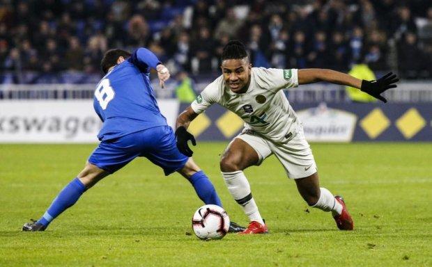 ПСЖ ледь не вибила з Кубка Франції команда третього дивізіону