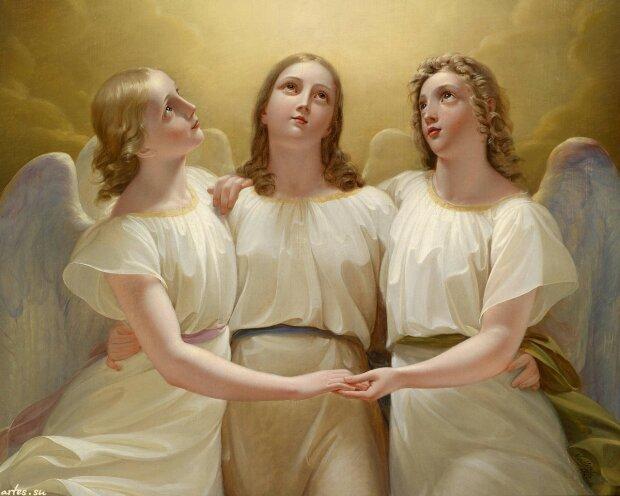 """""""Три ангела"""": молитва-оберег станет щитом от проблем, сильнейшая из всех известных"""