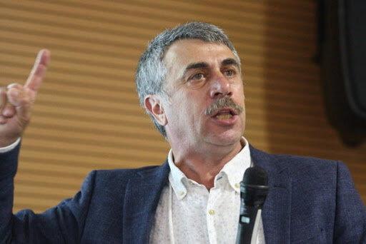 Доктор Евгений Комаровский (скриншот)