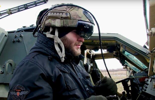 Украинец разработал уникальный шлем для танкистов: задействована дополненная реальность и искусственный интеллект