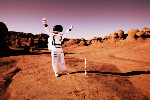 З'явилася нова небезпека космічної експедиції на Марс: у екіпажу немає права на помилку