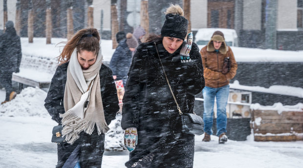 Мінлива зима змусить українців страждати