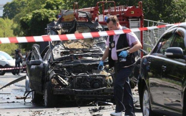 Ночные вандалы охотятся на авто украинцев