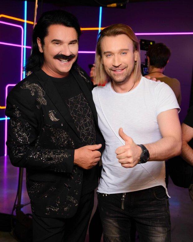 Павло Зібров та Олег Винник, фото: Instagram