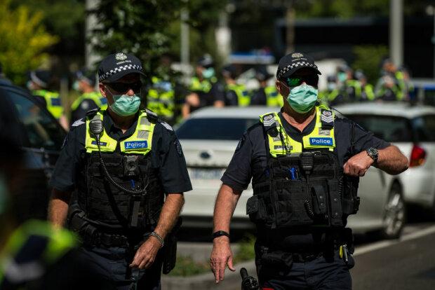 Полицейские, фото: Getty Images