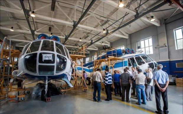 Украинский завод презентовал новую авиатехнику