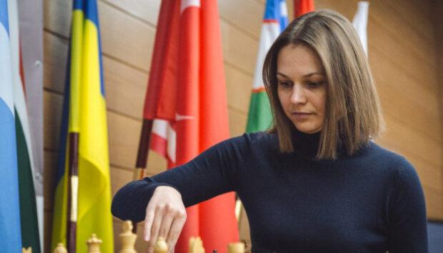 Анна Музычук, фото из свободных источников
