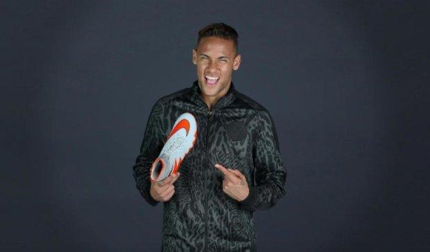 Замість Роналду обличчям компанії Nike стане Неймар