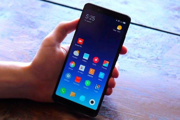 Смартфон Xiaomi з MIUI 11