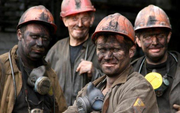 Смерть путинцам: украинские шахтеры в Донецке напомнили о себе
