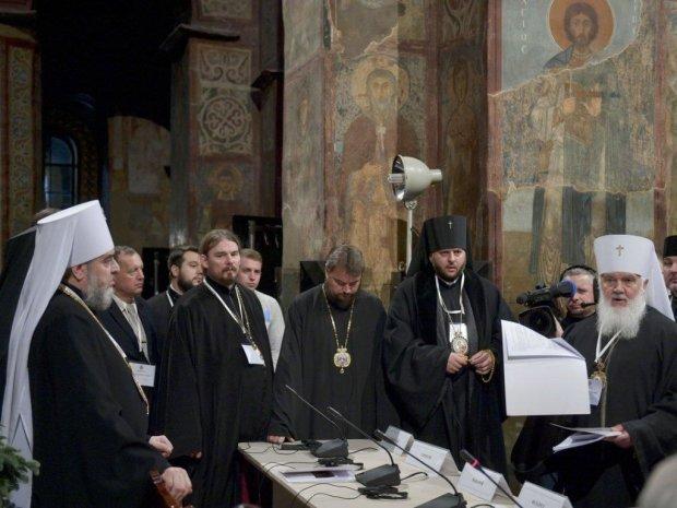 Православная церковь Украины собралась на священный Синод: принято решение по выборам президента