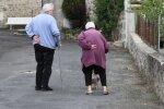 украинские пенсионеры, фото Pxhere