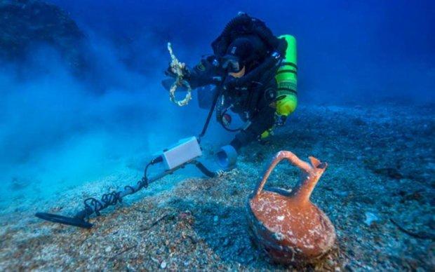 Найдавніший навігаційний прилад знайшли на дні океану