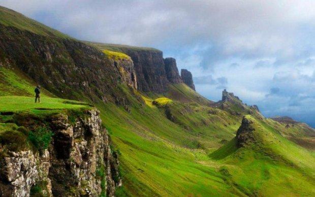 Космічна лава шокувала шотландських вчених