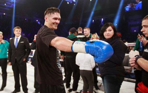 Усик поборется за звание абсолютного чемпиона в своем весе