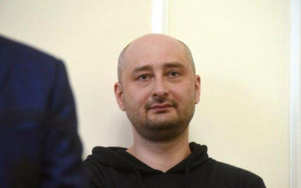 Бабченко захотів віддатися Путіну замість Сенцова