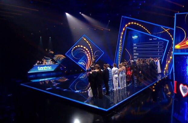 Нацвідбір на Євробачення, фото - скріншот з відео