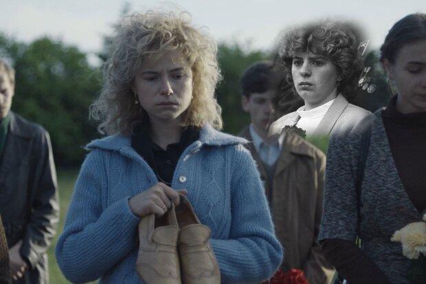 "Людмила Ігнатенко, серіал ""Чорнобиль"""