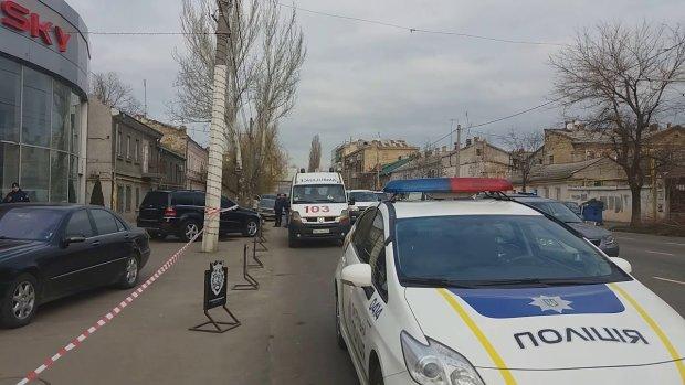 """План """"Грім"""" в Одесі: невідомий взяв заручників, усе місто на вухах"""