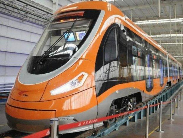 Китай построил первый в мире «водородный» трамвай