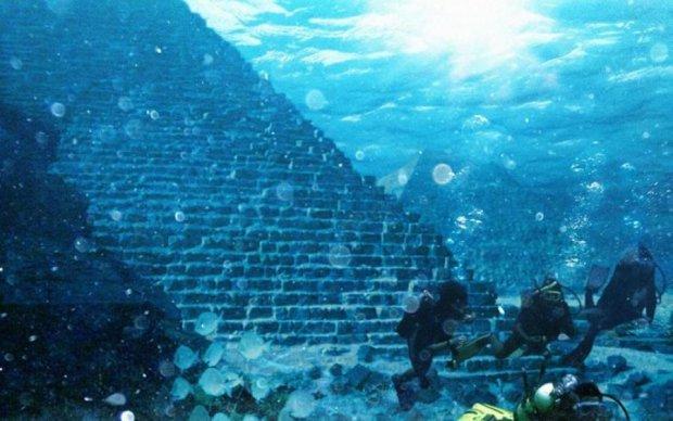 На дні океану знайшли ключ до розгадки Атлантиди