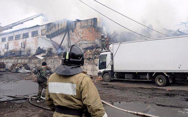 У Польщі вибухнув завод пороху