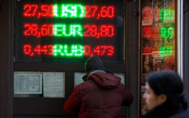 Курс валют на 21 мая: гривна показала, кто главный