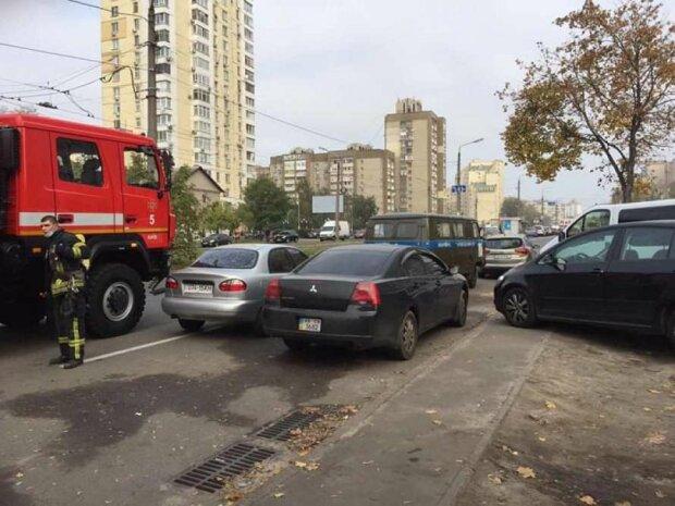 Киев, фото: ГСЧС