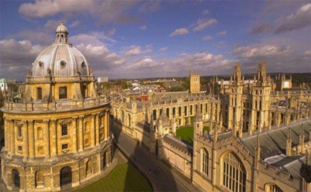 В Оксфорді проходить виставка про світових геніїв