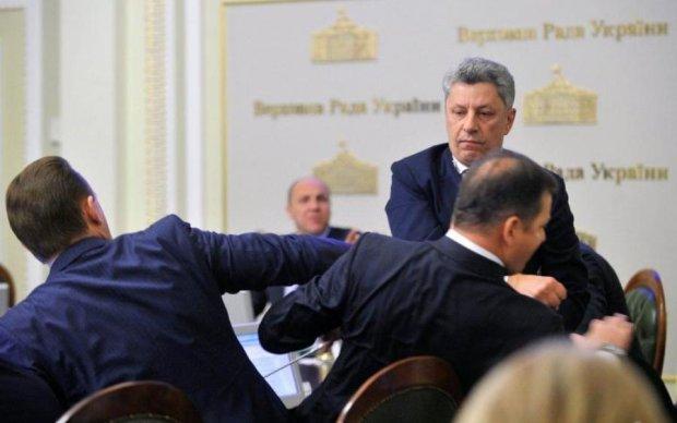 Баталії в прямому ефірі: опубліковані найяскравіші сварки політиків