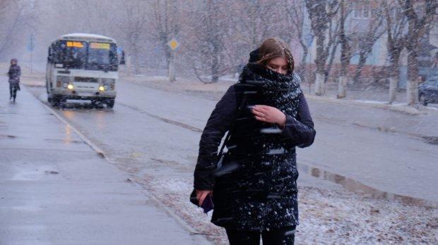 Погода на завтра: стихія покаже всі грані свого нестерпного характеру, весни не буде