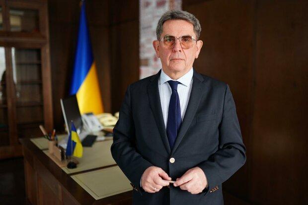 Илья Емец, фото Министерство здравоохранения Украины