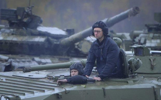 """""""Масові вбивства"""" Яценюка показали на відео"""