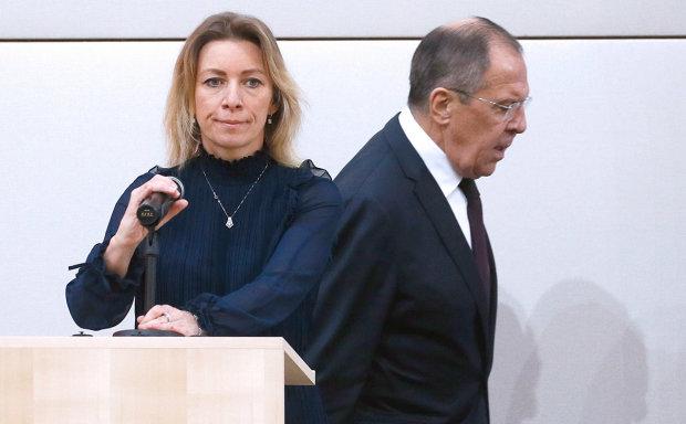 """Запахло страхом: у Лаврова заикнулись об """"ответе"""" для Киева, но помешал ком в горле"""