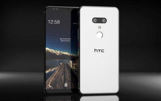 HTC U12 Plus: в мережу злили характеристики конкурента iPhone X