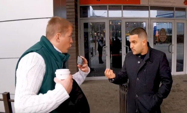 """Слуга народа Куницкий устроил истерику в McDonalds - """"Дай пройти, я депутат"""""""