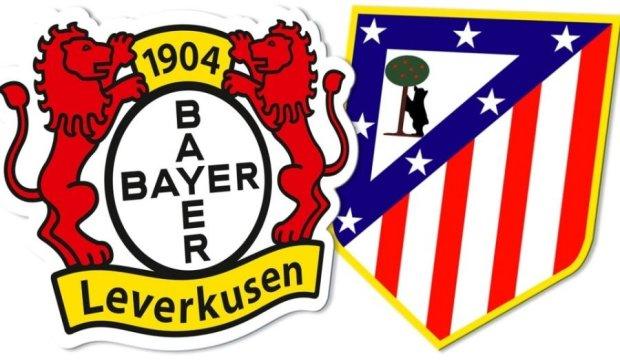 Байєр - Атлетіко: де дивитися матч Ліги чемпіонів