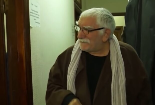 Армен Джигарханян, фото: кадр з відео